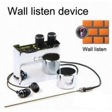 Spy Wall Listening Device In Hugli Chuchura