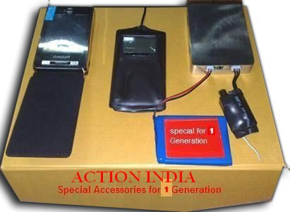Spy Playing Cards Cheating Device In Kota