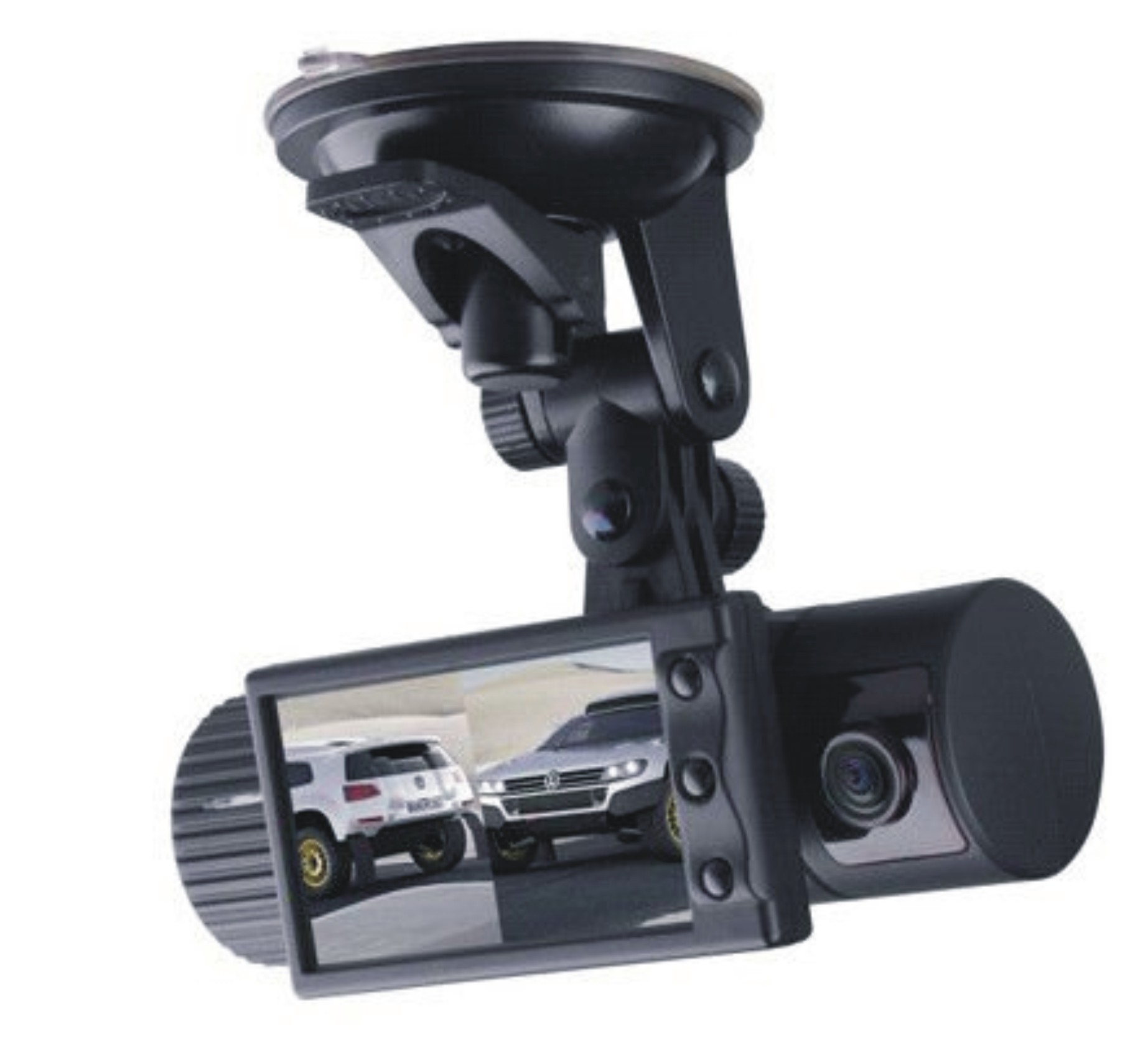 Dual Lens Dashboard Camera In Siwan
