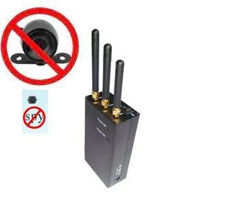Spy 2.4 Mhz Wireless Camera Jammer In Delhi