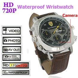 Spy 4gb Water Proof Digital Wrist Watch Camera In Delhi