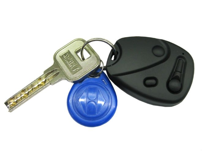 Spy Hd Keychain Video Recorder In Siwan