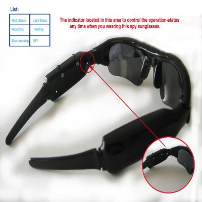 Spy Camera Goggles In Delhi