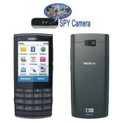 Spy Camera In Nokia Phone Touch Screen In Delhi