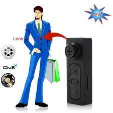 Spy High Definition Button Camera In Delhi