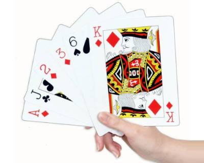 Spy Playing Cards Cheating Device In Delhi