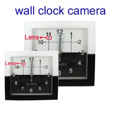 Spy Wall Clock Camera 4gb In Delhi