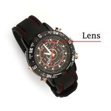 Spy Waterproof Watch Camera In Delhi