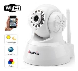 Ptz-Ip-Wifi Internet Camera In Karad