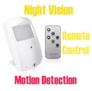 Spy Motion Activated Camera In Khandala