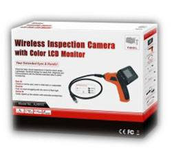 Spy Wireless Inspection Camera In Delhi