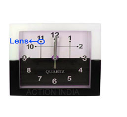 Spy Wall Clock Camera 4gb In Lucknow