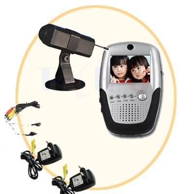 Spy Wireless Camera With Baby Monitor In Siwan