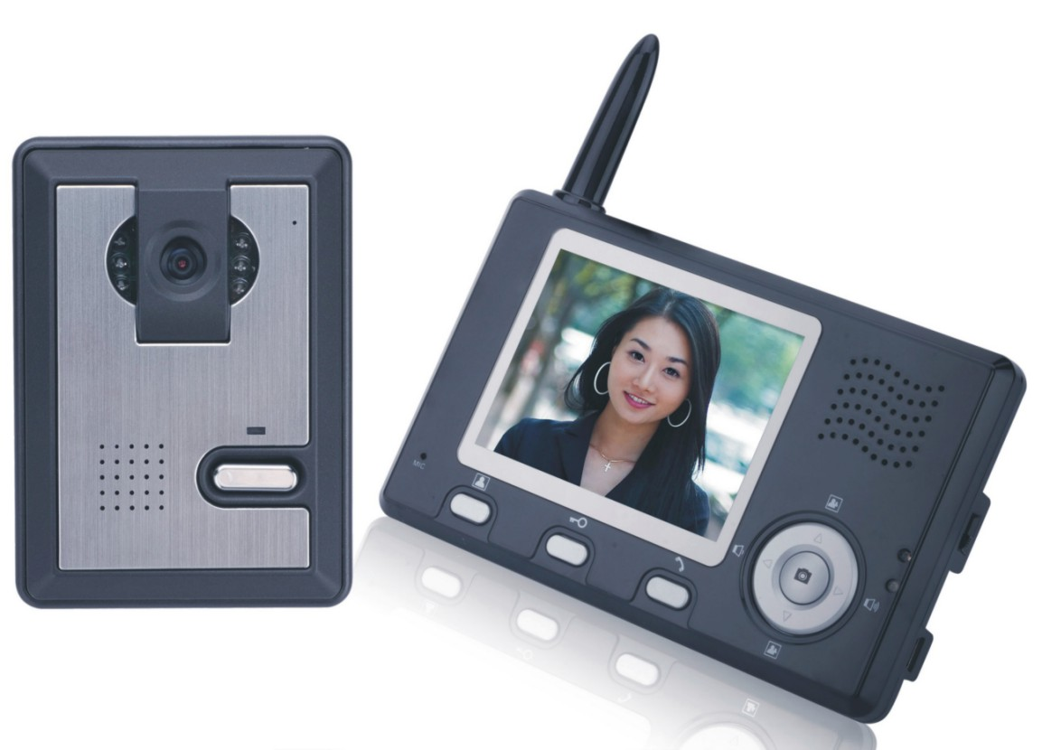 Wireless Door Phone Camera In Sihor