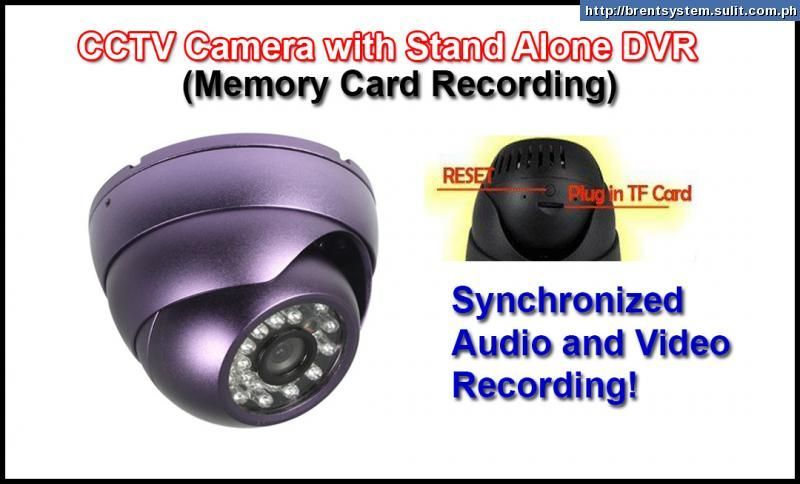 SPY cctv camera with built In Sihor