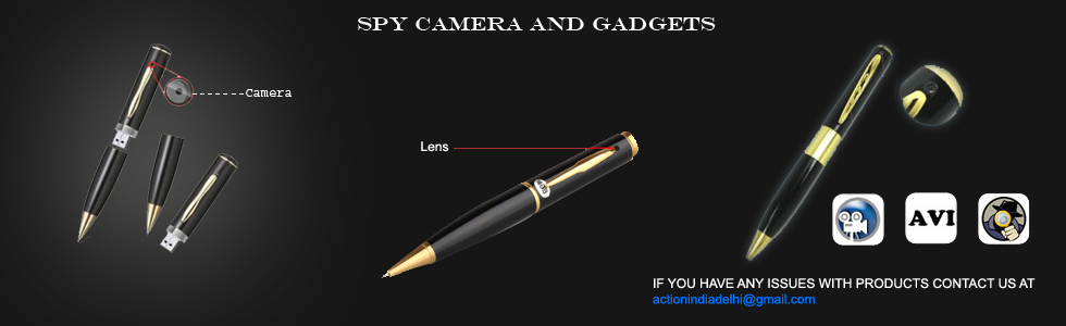 Spy Camera Banner In Navi Mumbai