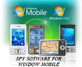 Spy Software ForWindows Mobile Phones