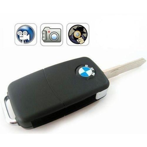 Spy Bmw Car Key Camera
