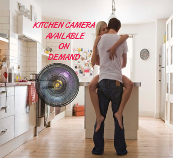 Spy Kitchen Camera Specialy Only For Kitchen